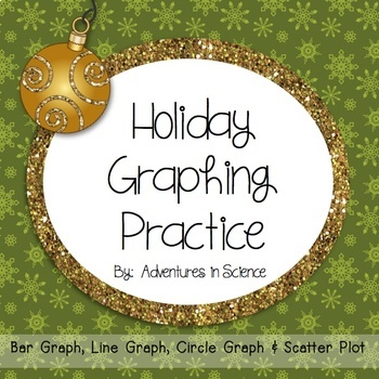 Holiday Graphing Practice