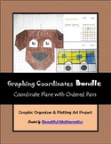 Holiday Coordinate Plotting Art Projects Bundle
