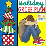 Holiday Grief Self Care Plan