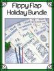 Holiday Growing Bundle Activities Interactive Notebook Lapbook