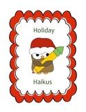 Holiday Haikus - FREE!