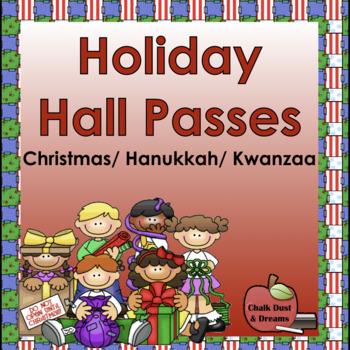 Holiday Hall Passes