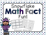 Snowflake Math Fact Fun! *~ Multiplication & Division ~*