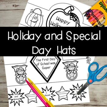 Holiday Hats Throughout the Year