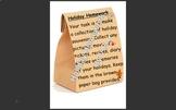 Holiday Homework - Bag of Souvenirs