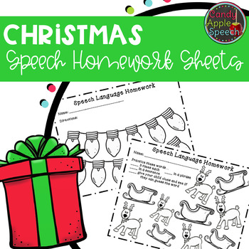 Holiday Homework Pack