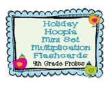 Holiday Hoopla Mini Set Multiplication Flashcards
