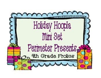 Holiday Hoopla Mini Set Perimeter Presents