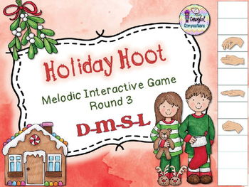 Holiday Hoot - Round 3 (D-M-S-L)