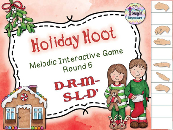 Holiday Hoot - Round 5 (D-R-M-S-L-D')