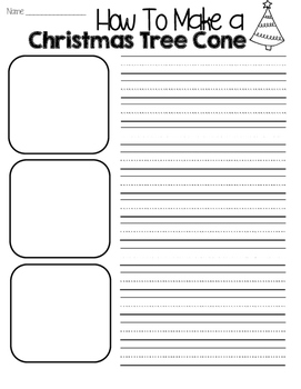 Holiday How-To Writing Freebie