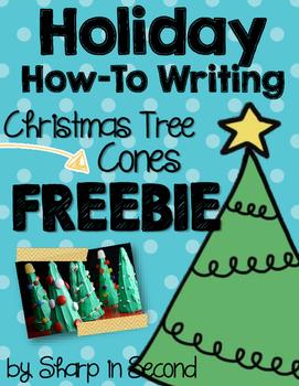 Holiday How-To Writing Freebie