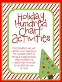 Holiday Hundred Chart