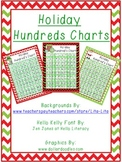 Holiday Hundreds Charts