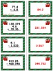 Christmas Math Skills & Learning Center (Adding & Subtract
