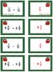 """Christmas Math Skills & Learning Center (Add & Subtract """"Like"""" Fractions)"""