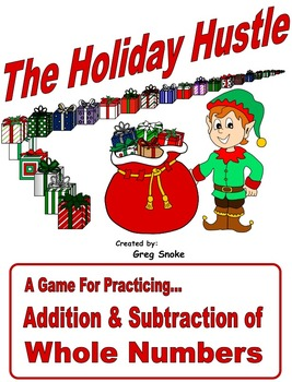 Holiday Hustle (Addition & Subtraction of Whole Numbers)