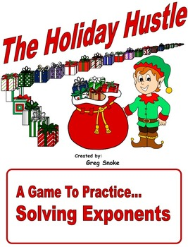 Holiday Hustle (Computing Numbers with Exponents)
