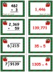 Christmas Math Skills & Learning Center (Multiply & Divide Whole Numbers)