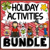 Holiday Activities I Have, Who Has Game Bundle