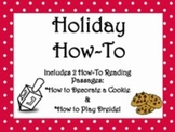 Holiday Informational ELA
