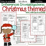 Holiday Science: Christmas themed lab sheets and activities