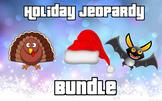 Holiday Jeopardy Bundle (Google Slides)