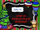Holiday Jokes for December