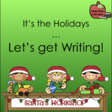 Daily Journal Writing for the Holidays!
