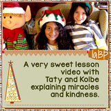 Kindness Holiday video lesson