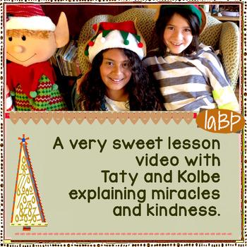 Christmas and Chanukah teaching kindness video