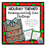 Holiday Kindness and Self-Care Challenge