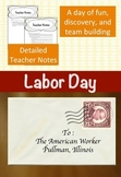 Holiday: Labor Day,  doesn't have to be boring