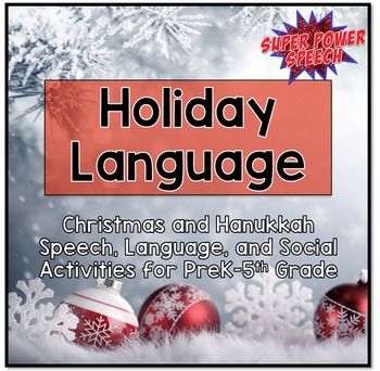 Holiday Language