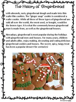 Holiday Language Arts Activities
