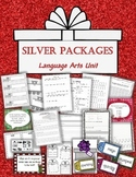 Holiday Language Arts Unit ~ Silver Packages