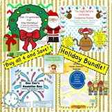 Holiday Language Bundle {for Older Students}
