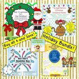 Holiday Language Bundle {for Older Students}