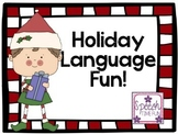 Holiday Language Fun