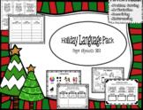 Holiday Language Pack