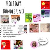 Holiday Lesson Plan Bundle