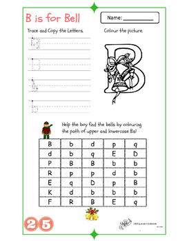Holiday Letter Booklet