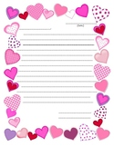 Holiday Letter Template Packet