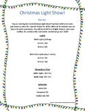 Holiday Light Show Contest