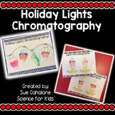 Holiday Lights Science Experiment