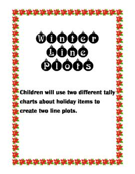 Holiday Line Plots