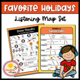 Holiday Listening Map Bundle - Orchestral Music