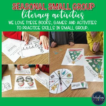 Literacy Activities: Holiday
