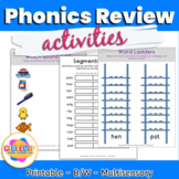 Holiday Literacy Activity Pack
