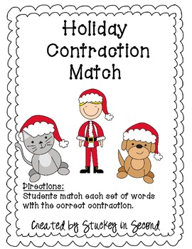 Holiday Literacy Centers (9 Centers!!!)